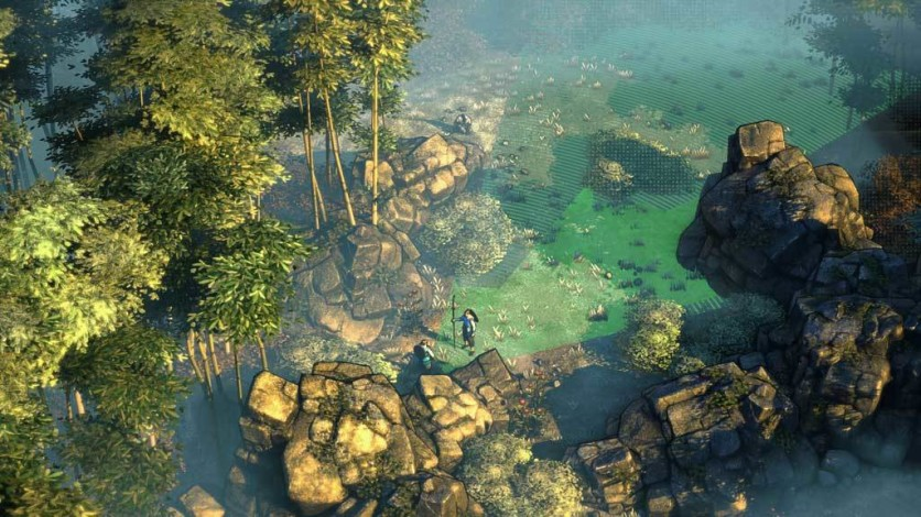 Screenshot 9 - Shadow Tactics: Blades of the Shogun