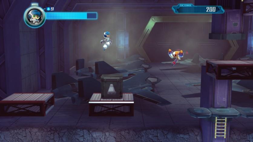 Screenshot 5 - Mighty No. 9 - Retro Hero