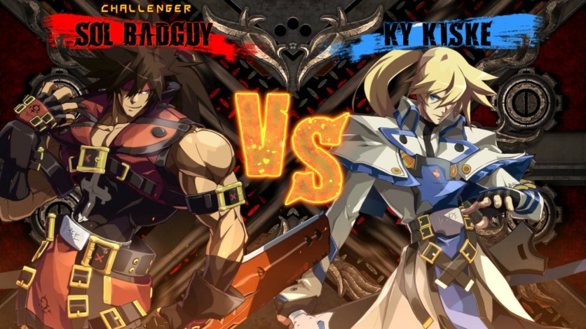Screenshot 6 - GUILTY GEAR Xrd -REVELATOR-