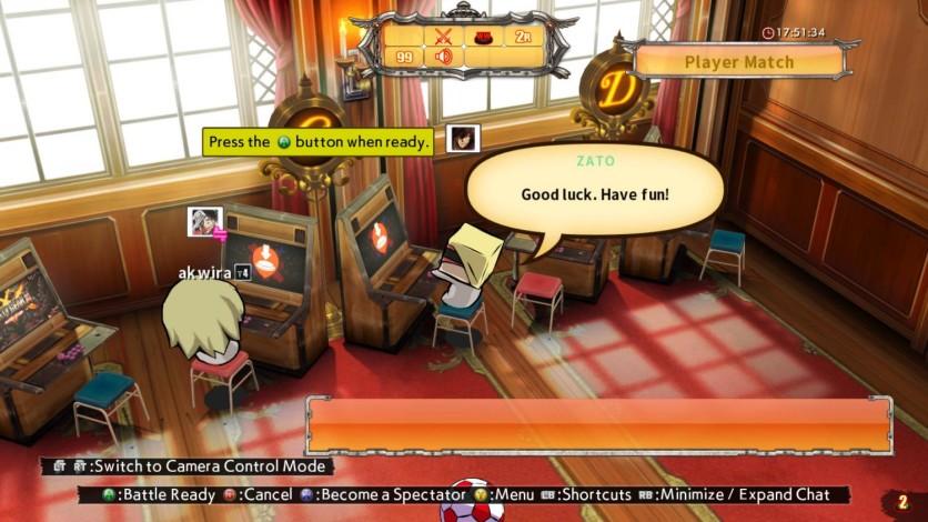Screenshot 9 - GUILTY GEAR Xrd -REVELATOR-