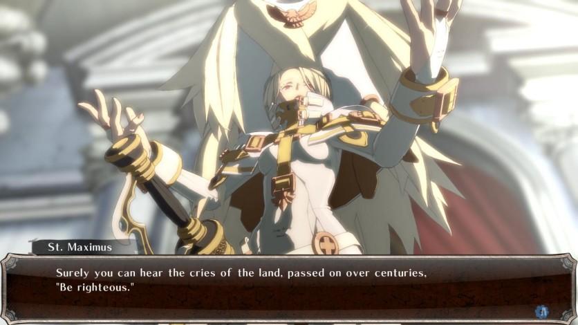 Screenshot 3 - GUILTY GEAR Xrd -REVELATOR-