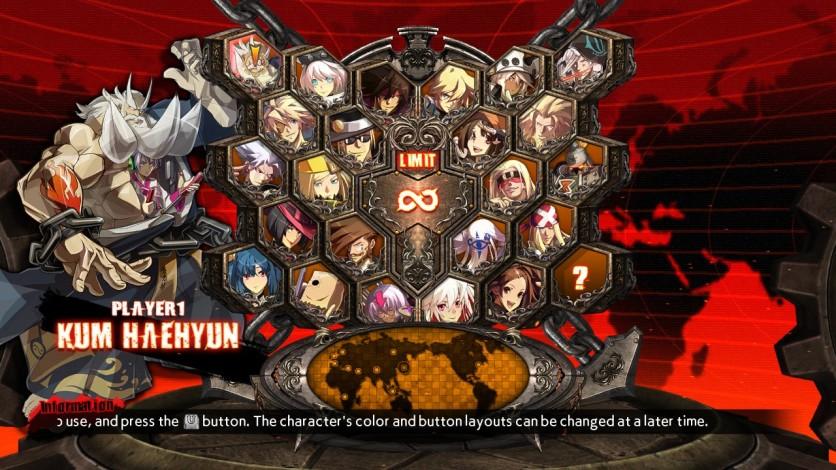 Screenshot 2 - GUILTY GEAR Xrd -REVELATOR- Deluxe Edition