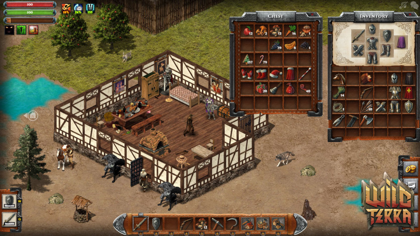 Screenshot 1 - Wild Terra Online - Earl Edition