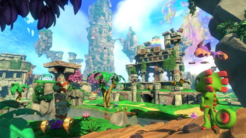 Screenshot 2 - Yooka-Laylee