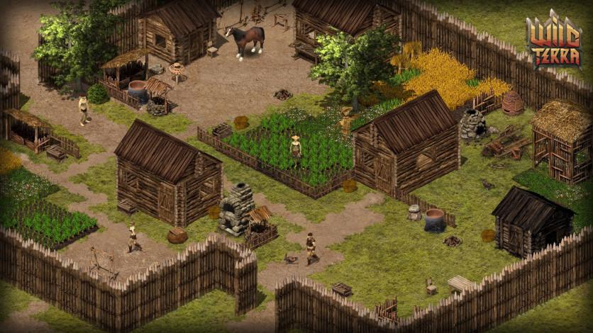 Screenshot 4 - Wild Terra Online - Gold 500