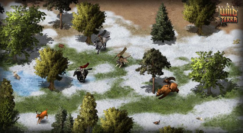 Screenshot 5 - Wild Terra Online - Gold 500
