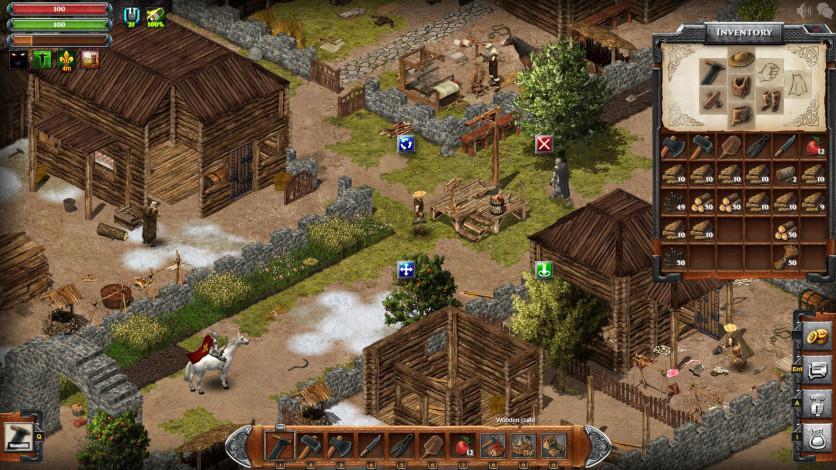 Screenshot 6 - Wild Terra Online - Gold 500