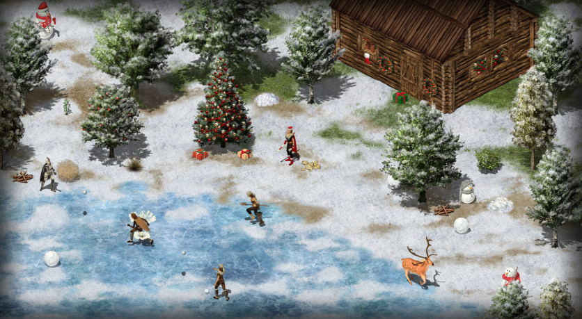 Screenshot 2 - Wild Terra Online - Gold 1000