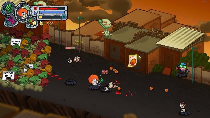 Screenshot 6 - Apocalypse: Party's Over