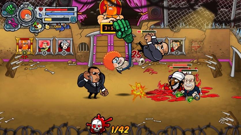 Screenshot 4 - Apocalypse: Party's Over
