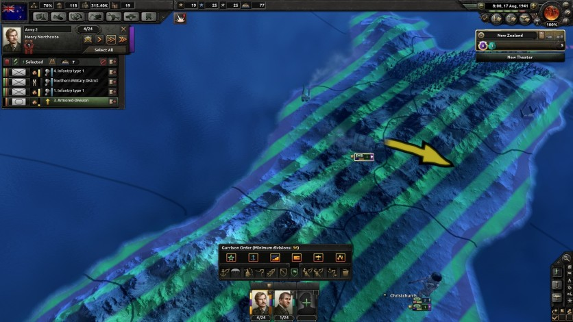 Screenshot 9 - Hearts of Iron IV: Together for Victory