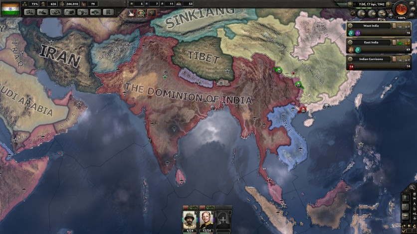 Screenshot 8 - Hearts of Iron IV: Together for Victory