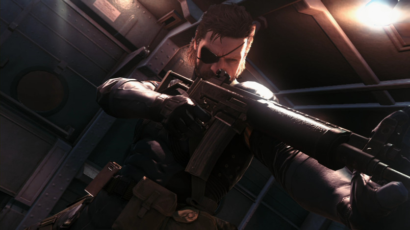Screenshot 21 - METAL GEAR SOLID V: The Definitive Experience