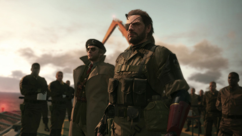 Screenshot 22 - METAL GEAR SOLID V: The Definitive Experience