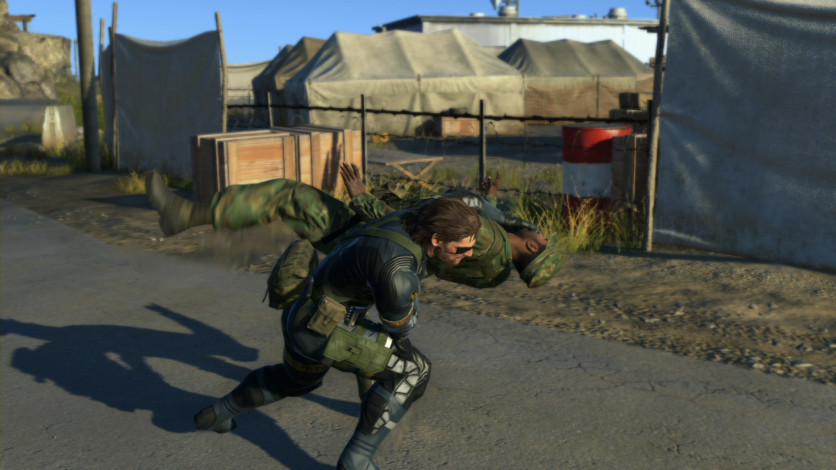 Screenshot 10 - METAL GEAR SOLID V: The Definitive Experience