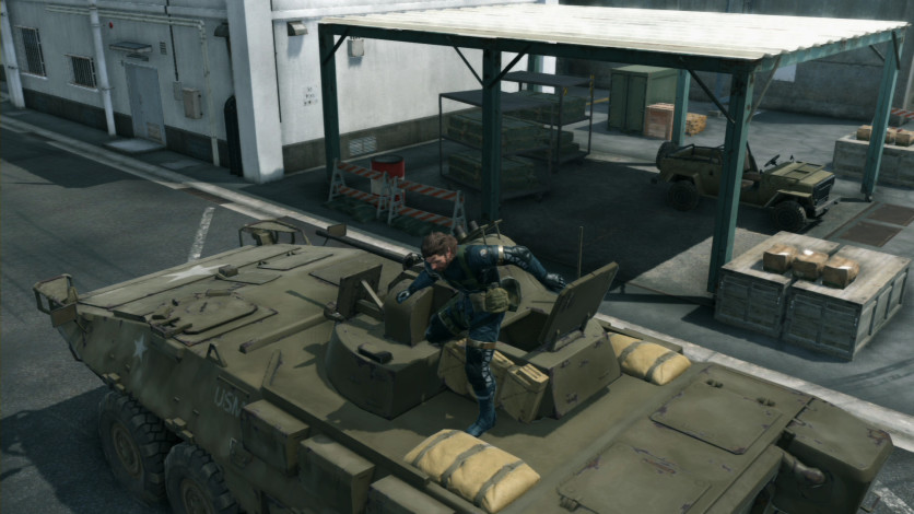 Screenshot 9 - METAL GEAR SOLID V: The Definitive Experience