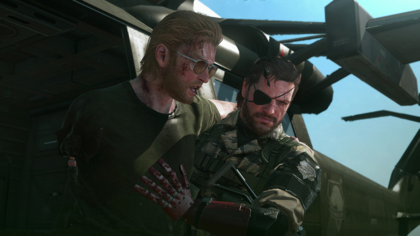 Screenshot 16 - METAL GEAR SOLID V: The Definitive Experience