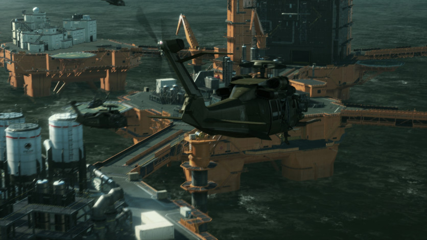 Screenshot 20 - METAL GEAR SOLID V: The Definitive Experience