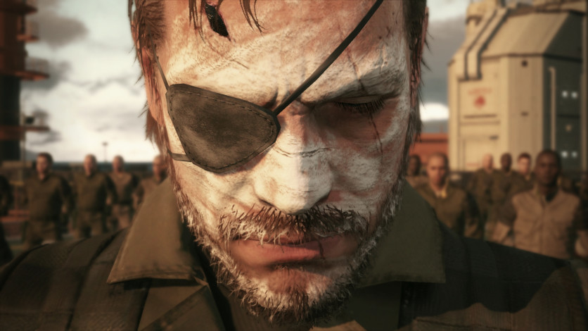 Screenshot 3 - METAL GEAR SOLID V: The Definitive Experience