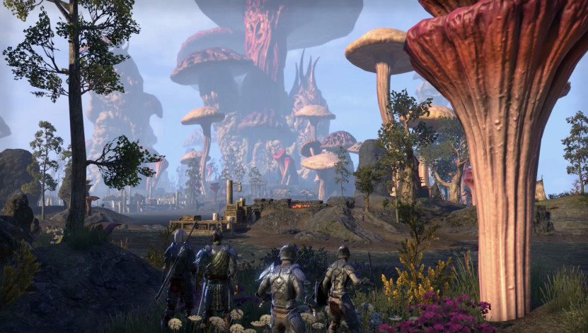 Screenshot 4 - The Elder Scrolls Online - Morrowind Upgrade
