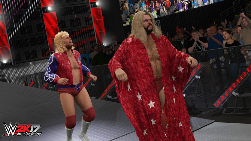 Screenshot 3 - WWE 2K17 - Hall of Fame Showcase