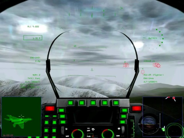 Screenshot 7 - Eurofighter Typhoon