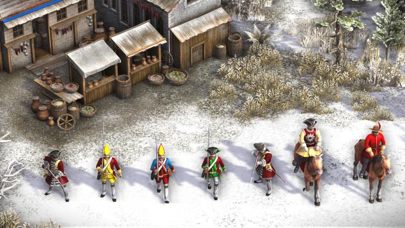 Screenshot 4 - Cossacks 3: Rise to Glory