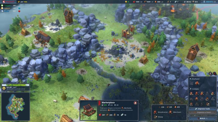 Screenshot 2 - Northgard