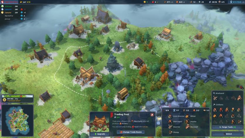 Screenshot 9 - Northgard