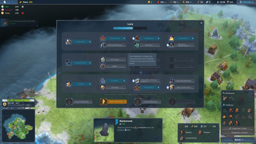 Screenshot 4 - Northgard