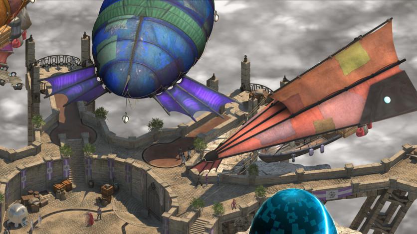 Screenshot 5 - Torment: Tides of Numenera