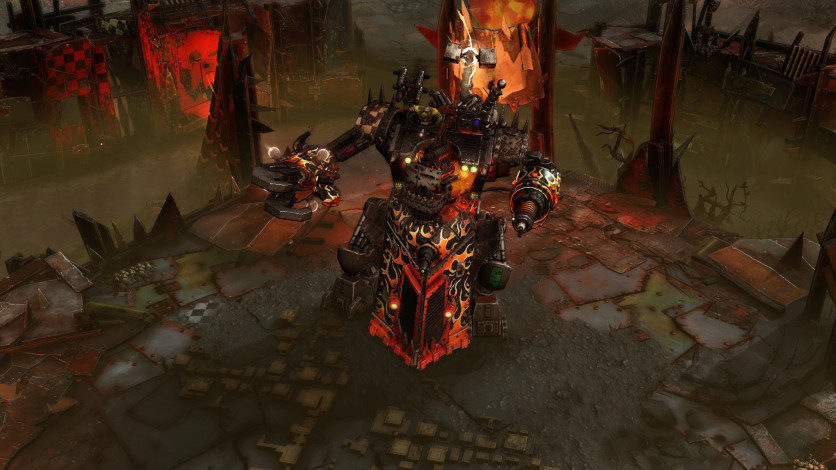 Screenshot 7 - Warhammer 40.000: Dawn of War III