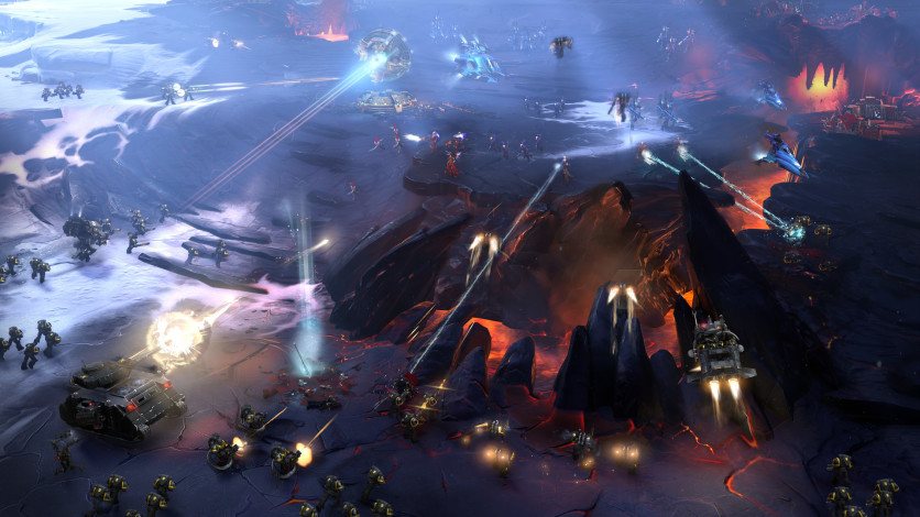Screenshot 4 - Warhammer 40.000: Dawn of War III