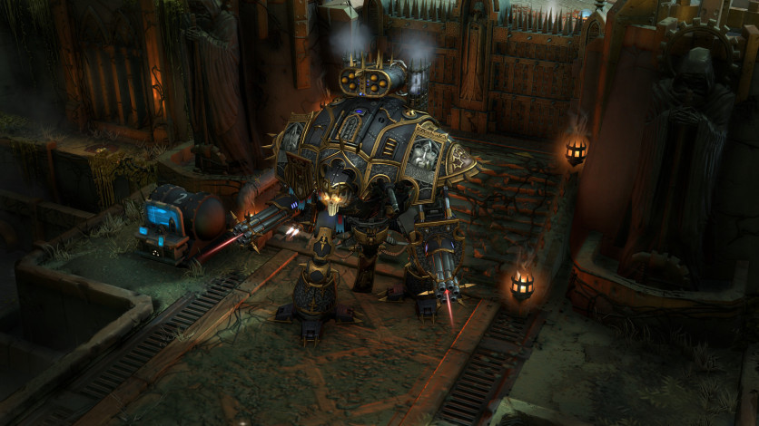 Screenshot 10 - Warhammer 40.000: Dawn of War III