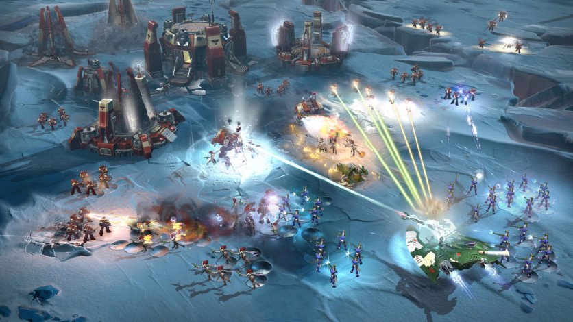 Screenshot 16 - Warhammer 40.000: Dawn of War III