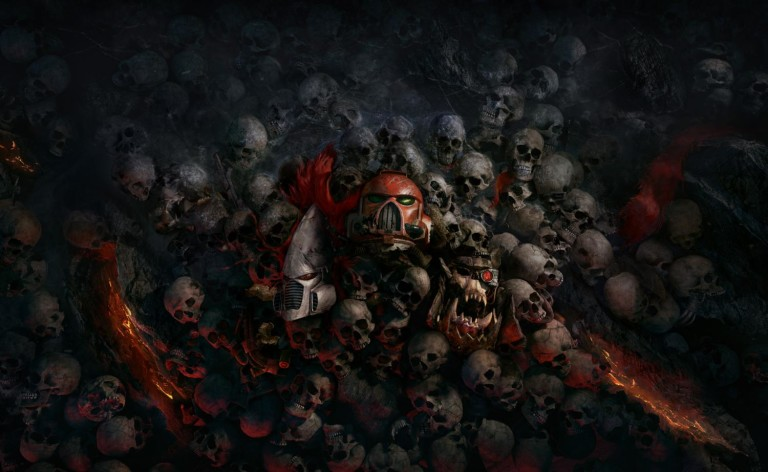 Screenshot 2 - Warhammer 40.000: Dawn of War III