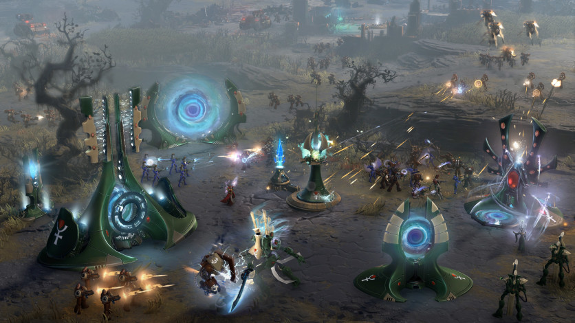 Screenshot 6 - Warhammer 40.000: Dawn of War III