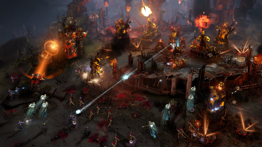 Screenshot 3 - Warhammer 40.000: Dawn of War III