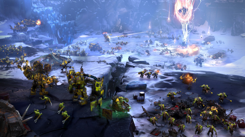 Screenshot 12 - Warhammer 40.000: Dawn of War III