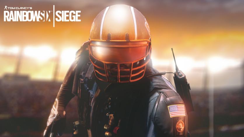 Screenshot 1 - Tom Clancy's Rainbow Six - SIEGE: Castle Football Helmet