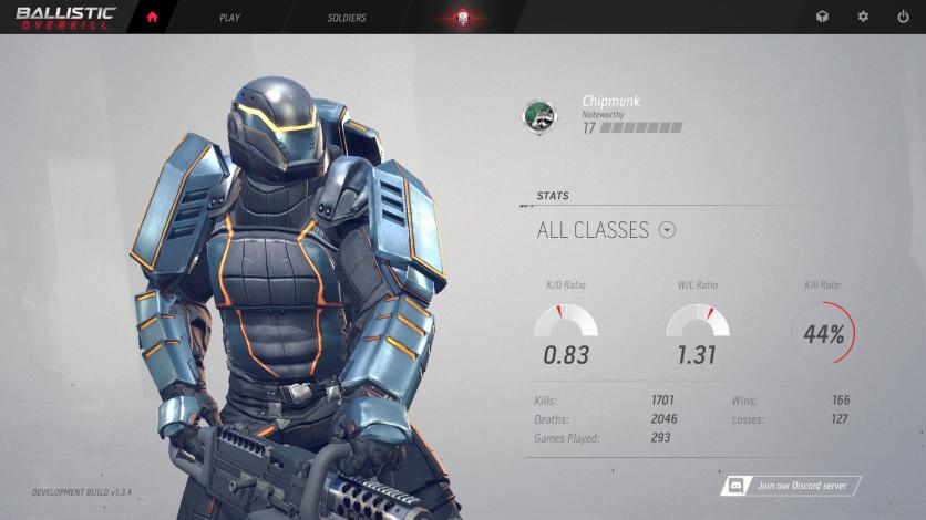 Screenshot 3 - Ballistic Overkill: Tank Elite