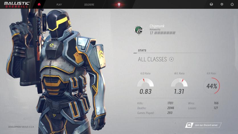 Screenshot 3 - Ballistic Overkill: Vanguard Elite