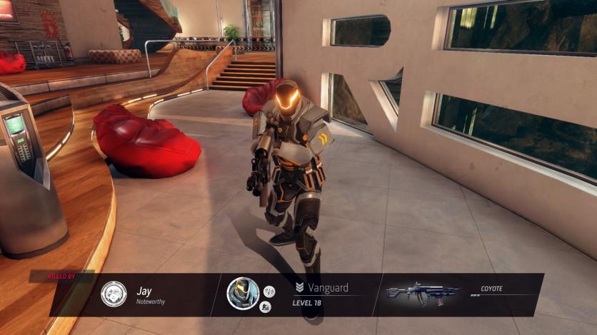 Screenshot 1 - Ballistic Overkill: Vanguard Elite