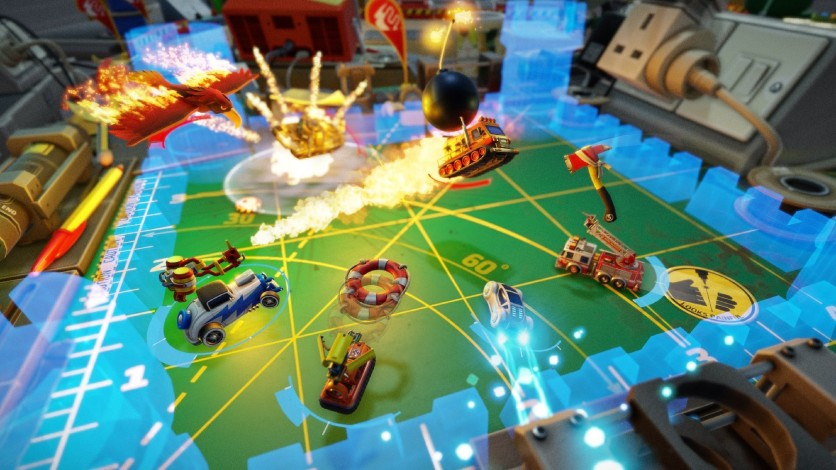 Screenshot 4 - Micro Machines World Series
