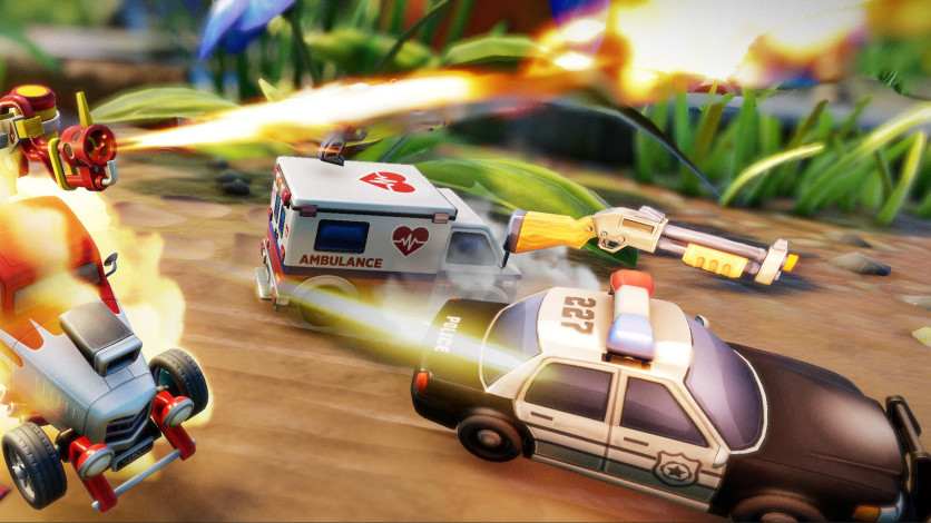 Screenshot 5 - Micro Machines World Series