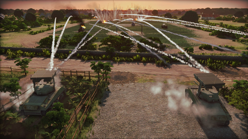 Screenshot 8 - Steel Division: Normandy 44