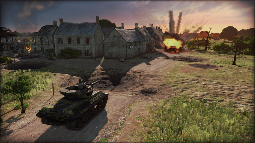 Screenshot 1 - Steel Division: Normandy 44 - Deluxe Edition