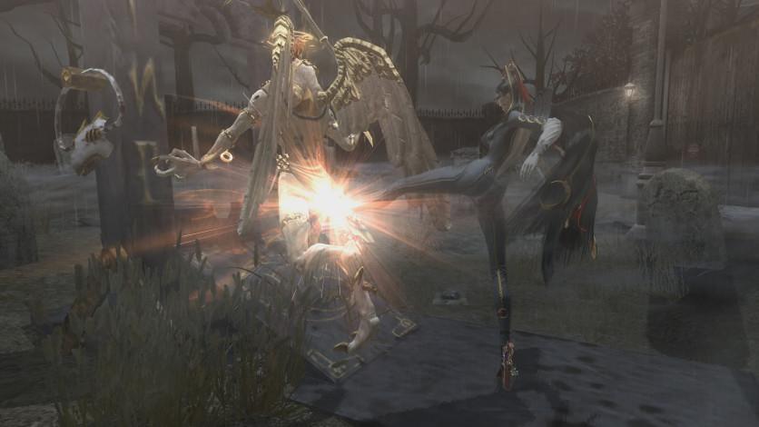 Screenshot 8 - Bayonetta