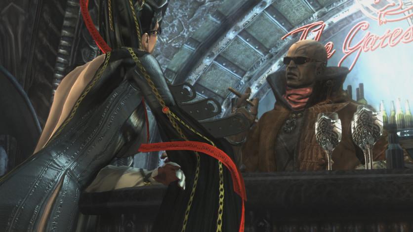 Screenshot 9 - Bayonetta