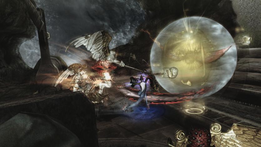 Screenshot 6 - Bayonetta
